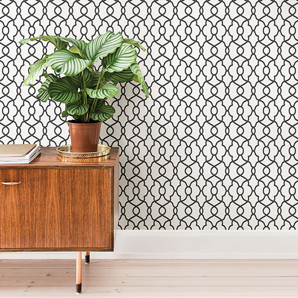 Peel and Stick Wallpaper Shop Geometric Wallpaper
