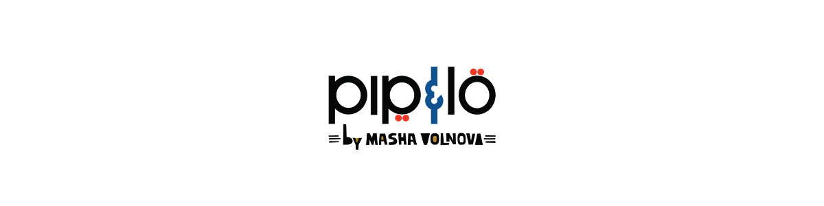 Pip and Lo Logo